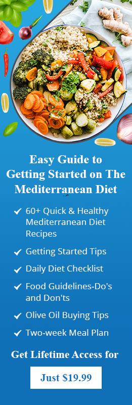 Get A Lifetime of Professional Mediterranean Nutrition