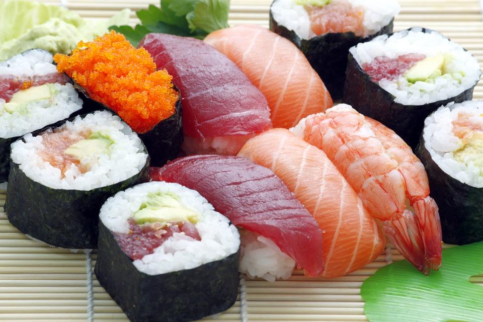 Tuna - Mediterranean Food